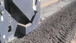 Video still for Zanetis RoadHog RH48200 Cutting Width