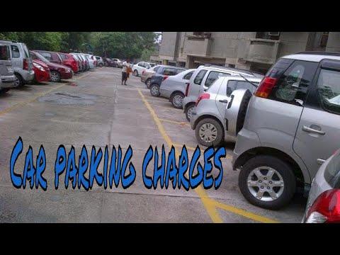 KOLKATA CAR parking charge without slip