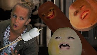 Weirdest Food EVER! | Tales from the Crisper Parody | FunPop!