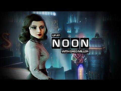 Up At Noon  BioShock Infinite's New Seductive Elizabeth  Up at Noon