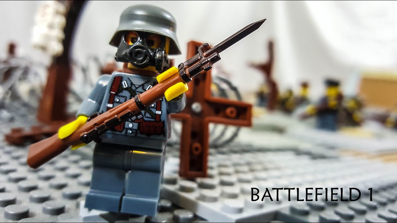 Lego Battlefield 1 Official Trailer WW1
