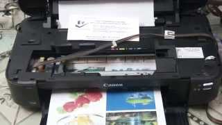 Video test máy in canon cũ ix 6870 đẹp chạy ổn định