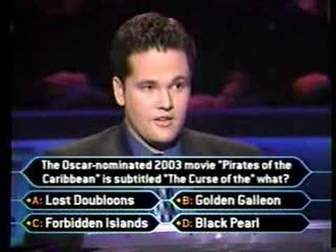 1/2 Clinton Smith on Super Millionaire