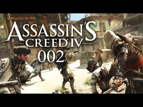 ASSASSINS CREED 4: BLACK FLAG #002 - Willkommen in Havanna [HD+] | Lets Play Assassins Creed 4