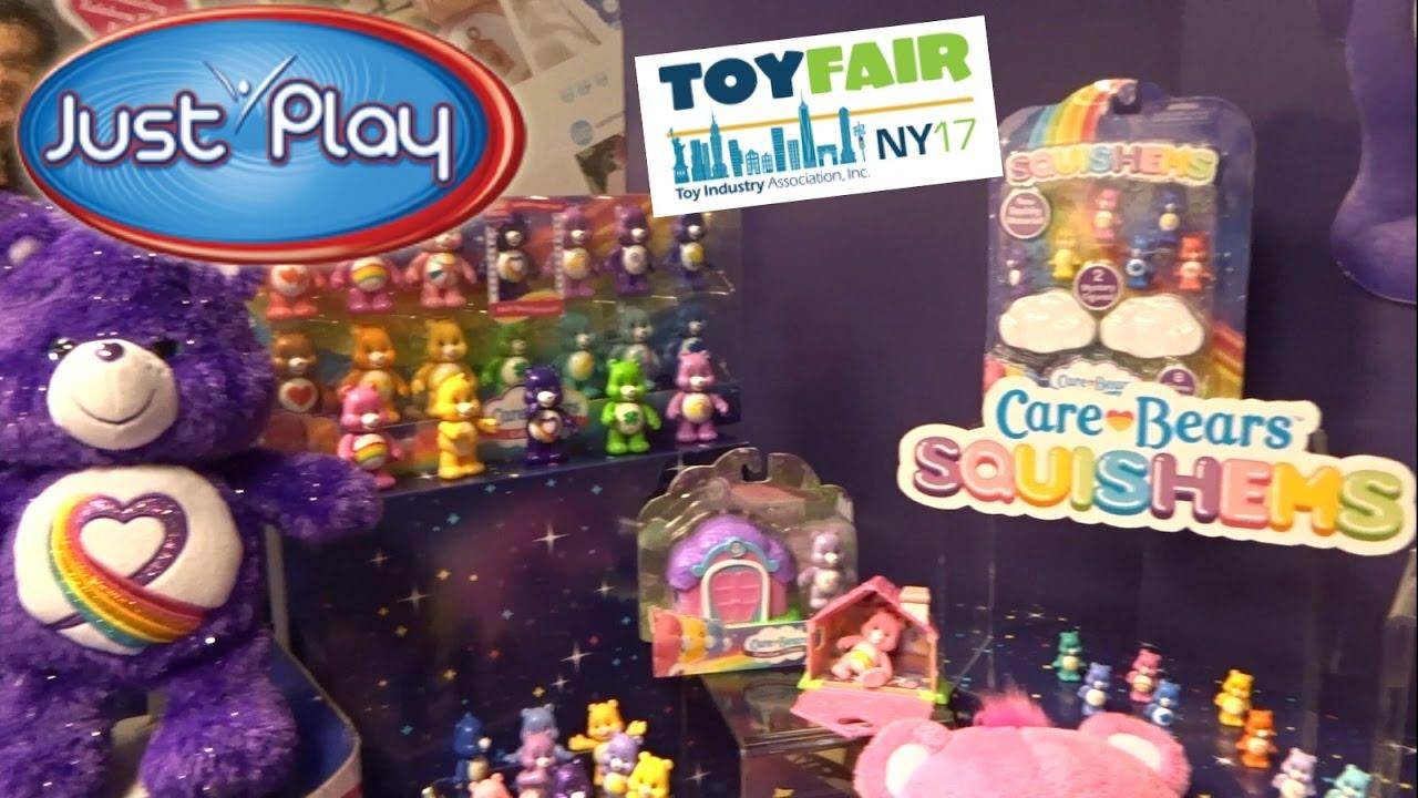 Just Play Toys : Ny toy fair just play toys care bears trolls