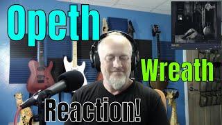 Opeth - Wreath  (Reaction)