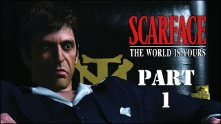 Scarface The World Is Yours Part 1 PS2 Gameplay