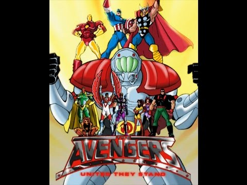 SMAC The Avengers United They Stand