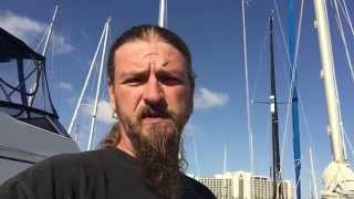 S/V Southern Cross EP. 12 - Part 1 of 2. Updates and a Sail