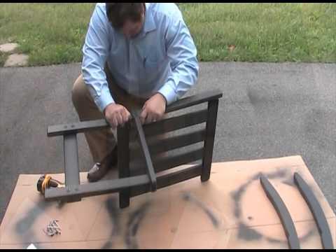 Breezesta Basics Rocking Chair Installation