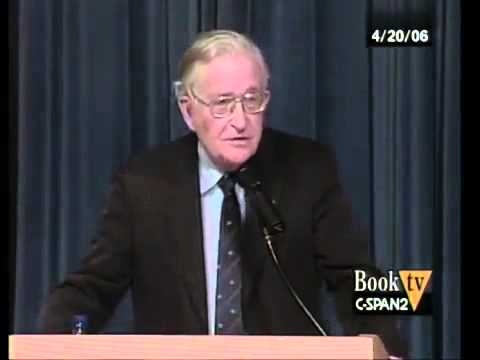 Is the United States a Democracy   Noam Chomsky on  Failed States  2006