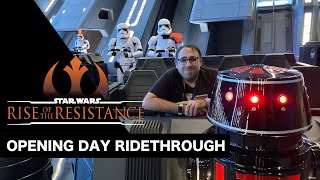 Star Wars: Rise of the Resistance Ride-Through & Opening Day Merch - Galaxy's Edge