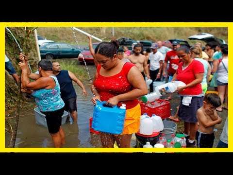 Breaking News | Puerto rico is a disaster, moving toward catastrophe, that demands a massive, emerg