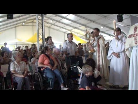 [Paray online] Journée des malades en direct dès 9h: louange, enseignement (matin)