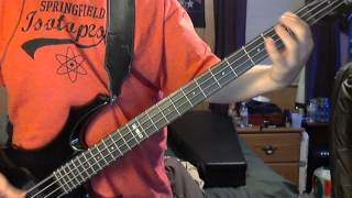 it ain t like that alice in chains bass cover