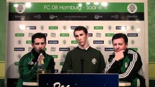 PK FC 08 Homburg - SV Alemannia Waldalgesheim 1:0