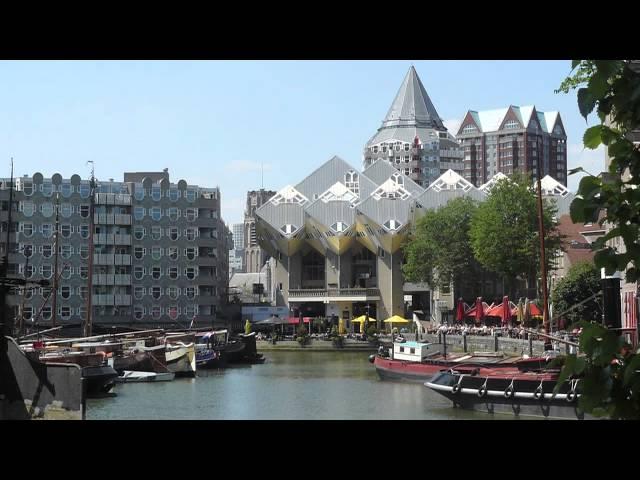 Rottherdam - l'Olanda moderna