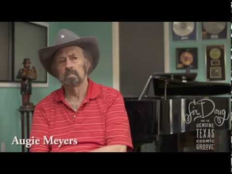 Augie Meyers Reminisces - How did you meet Doug Sahm?