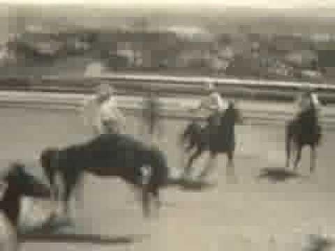 Kid Nichols 1929 Cody Stampede