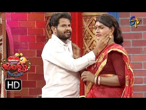 Hyper Aadi, Raising Raju Performance | Jabardasth | 27th September 2018 | ETV  Telugu