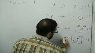 видео  урок №4 |Изучаем арабский алфавит египетского диалекта с нуля