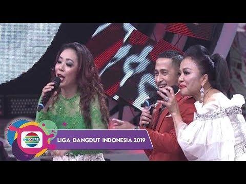 DUO GOKILL!! Aksi Soimah Dan Alif Bergaya Penyanyi Dangdut Gerobak Dorong   LIDA 2019