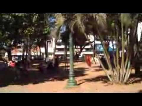 Plaza Uruguay Asuncion Paraguay