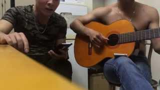 Sắc màu tình yêu - Hò: Thành Thòm Thèm...Guitar: Thái Học