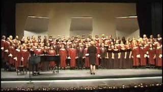 """""""Jabula Jesu"""" - Tualatin HS 2006-07 Concert Choir"""