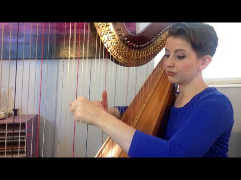 The Lost Sheep/Theme from Fargo for harp solo