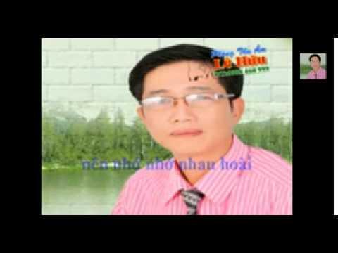 karaoke NHO NHAU HOAI  Hoa Huynh