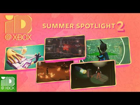 Microsoft представляет 30 игр по ID@Xbox для Xbox One