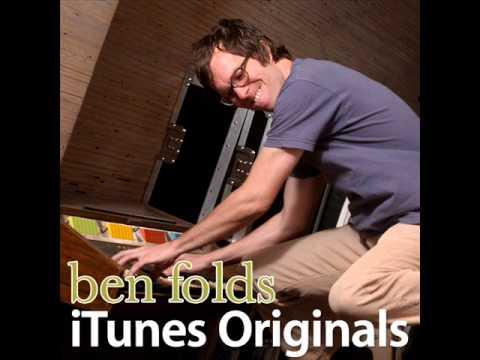 Ben Folds -You To Thank (Itunes Original)