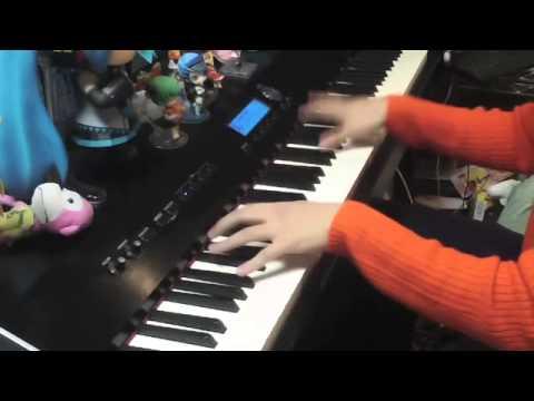 段位認定皆伝メドレーをピアノで弾いてみた【beatmaniaIIDX】
