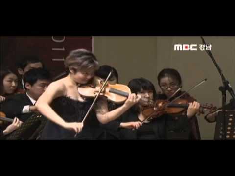 Jinjoo Cho plays Tchaikovsky Violin Concerto