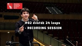 #DSOremixed Competition: Dvořák 24 Loops - Recording Session