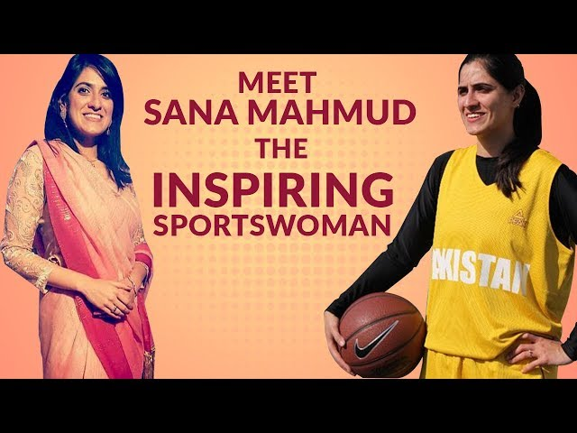 Sportslog: Meet Sana Mahmud, the inspiring sportswoman