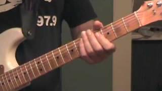 Stepping Stone Intro/Verse/Chorus