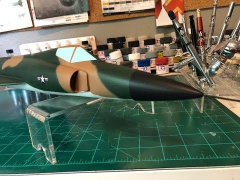 F102 Resin Desk Model Restoration