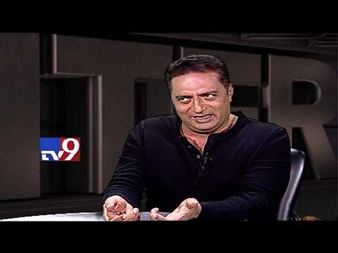 Unedited: Actor Prakash Raj in Encounter With Murali Krishna - TV9