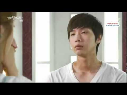 Queen In Hyun's Man Cute Scene.flv