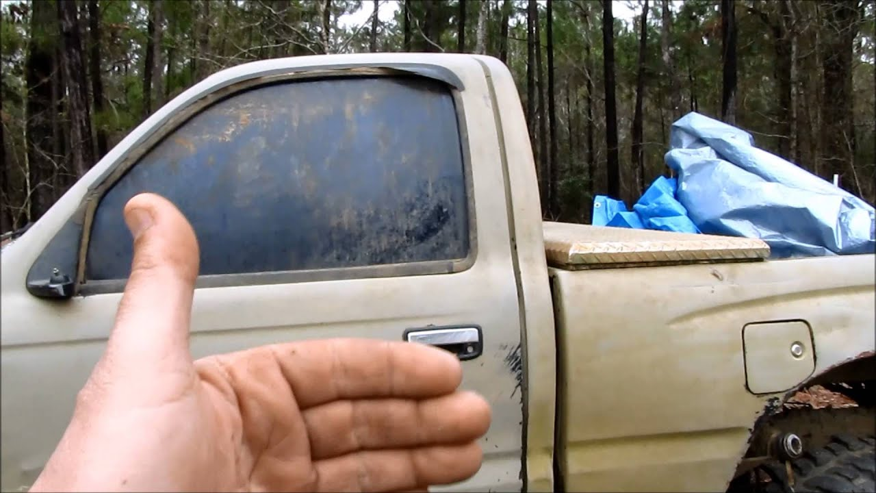 Toyota Tacoma Door Problem Youtube