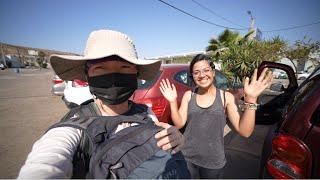 Mi amiga mexicana me HOSPEDÓ en su casa 🙈💘!