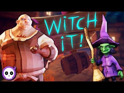 Witch it gratis