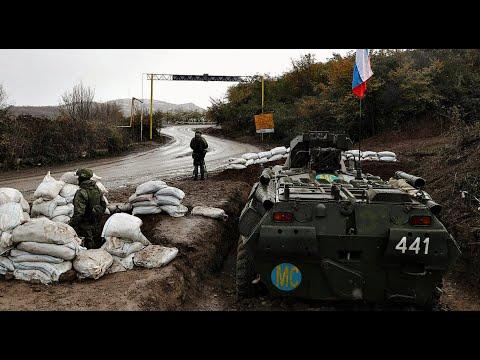 Армян – кинули, к западу от Гадрута: миротворцы отсекли – на русских надежды нет
