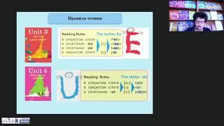 Технология обучения чтению на английском языке по правилам