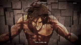 Repeat youtube video Shingeki No Kyojin OP2+ED2 [HD] (Attack On Titan) 進撃の巨人