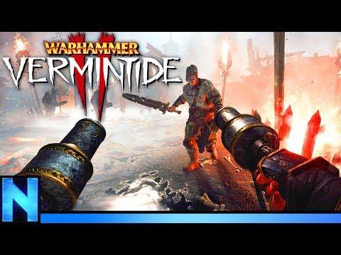 Most Brutal Medieval Combat Game Ever! - Vermintide 2  