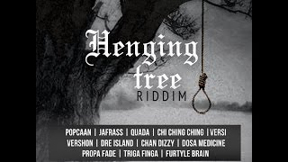 Trigga Finga - Don't Test [Henging Tree Riddim] - March 2017