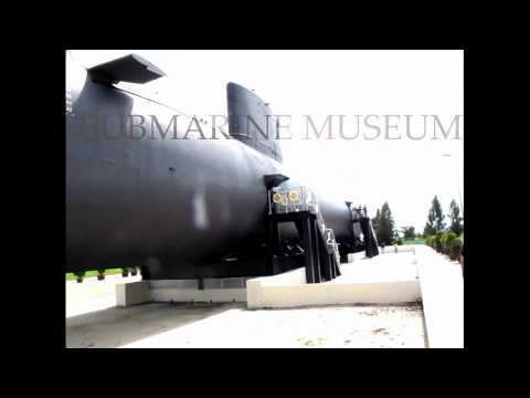 Submarine Museum, Malacca